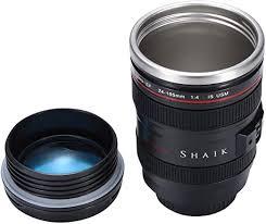 <b>Shaik</b> Camera Lens Coffee Mug,12oz,The Latest Style Stainless ...