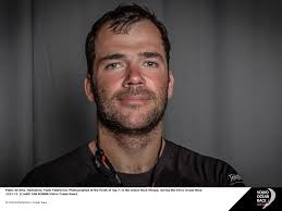 Pablo Arrarte. helmsman of Team Telefonica in the 2011-12 Volvo Ocean Race. (Credit Ian Roman / Volvo Ocean Race). Jens Dolmer (DEN, 44) and Pablo Arrarte ... - VolvoOceanRace_m19936-vor120531-roman-1876-3-Pable-Arrarte-helmsman-on-Team-Telefonica-during-the-200-12-Volvo-Ocean-Race.-Ian-Roman