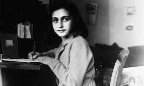 Anne Frank making homework at the Frank     s family home located at Merwedeplein in Amsterdam  Pinterest