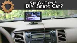 Simple <b>Car</b> Backup Camera - - DIY Smart <b>Car</b> (Part 1) - YouTube