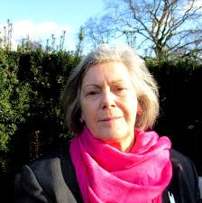 My name is Barbara Chandler. I'm an Accredited Humanist Celebrant and I can be commissioned to lead funerals, namings, civil partnerships and weddings. - Ba-outside-Ok2-small