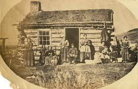 westward expansion history hub mormon family ca 1888