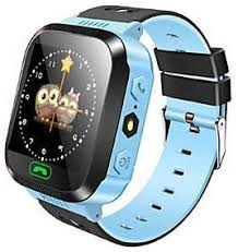 GPS Tracker Kids Smart Watch for Children Girls Boys ... - Amazon.com