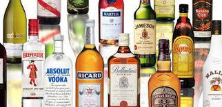 Resultado de imagem para bebidas espirituosas definição
