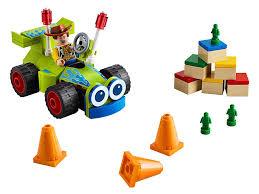 <b>Конструктор LEGO Toy Story</b> 4 Вуди и RC - характеристики ...