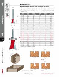 freud diameter degree dovetail router bit  alternate brands