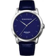 <b>Мужские часы Romanson TL7A11RMW</b>(<b>BL</b>)