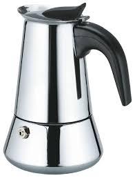 Купить <b>Кофеварка Italco Induction</b> (6 чашек) серебристый по ...