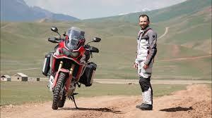 <b>Honda Africa Twin</b> - True Adventure in Kyrgyzstan - YouTube