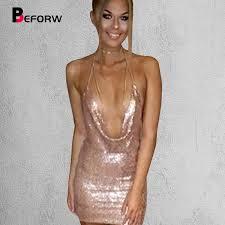BEFORW Sequin <b>Dress Womens Sexy Dresses</b> Party Night <b>Club</b> ...