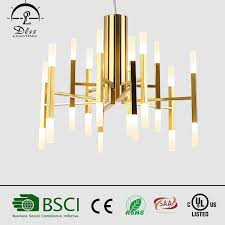 <b>Modern Simple</b> Personality Tube <b>Lamp</b> Chandelier for <b>Restaurant</b> ...