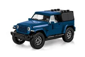 <b>Конструктор COBI</b> Джип <b>Jeep</b> Wrangler Sport S - COBI-24115 ...