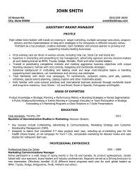 click here to download this assistant brand manager resume    click here to download this assistant brand manager resume template  http     resumetemplates   com advertising resume templates template