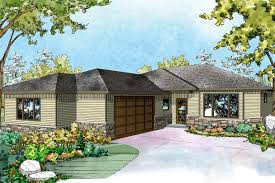 Ranch House Plans   Lostine     Associated Designs    Ranch House Plan   Lostine     Front Elevation
