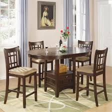 Tall Dining Room Sets Captivating Tall Dining Room Table Sets Picture Cragfont