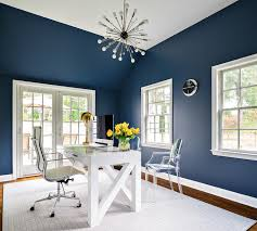 view full size blue home office