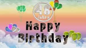 Image result for happy 48 birthday