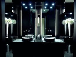 led bathroom lighting black black bathroom lighting