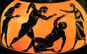 Bildresultat för ancient greek calisthenics