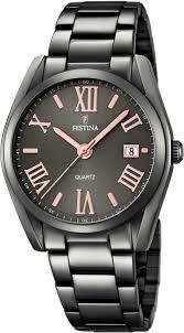 Купить <b>Женские</b> наручные <b>часы Festina F16866</b>/<b>1</b>   «ТуТи.ру ...