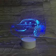 Disney <b>Cars 3D</b> LED Night <b>Light</b> | <b>Toys</b> R Us Canada
