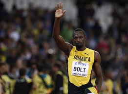 Usain Bolt, the fastest man in history, runs his last 100m dash | PBS ...