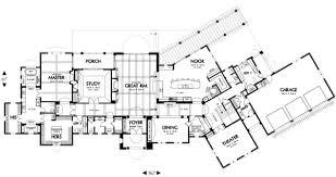 Spanish Revival Mansion   House Plan HuntersPlan No  Main Floor Plan