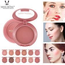 <b>1PC 12Colors Blush Natural</b> Long Lasting Brighten Skin Colour ...