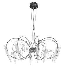Подвесная <b>люстра Lightstar</b> Scarabeo <b>755084</b> купить в ...