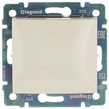 <b>Legrand</b> 774301 <b>Выключатель одноклавишный Valena</b> 10 AX 250 В