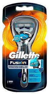 Бритвенный станок <b>Gillette</b> Fusion5 <b>Proshield</b> Chill Flexball