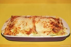 Risultati immagini per lasagne di pan carrè