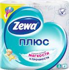Купить <b>Бумага туалетная Zewa Плюс</b> Свежесть Океана бытовая ...