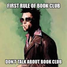 BOOK CLUB on Pinterest | Book Memes, Book Clubs and Meme via Relatably.com