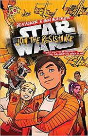 <b>Star Wars Join the</b> Resistance: (Book 1): Ben Acker, Ben Blacker ...