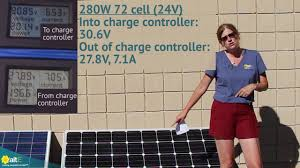 Can you charge a 24V battery with a <b>20V solar panel</b> and MPPT ...