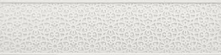<b>Бордюр ITT Ceramic</b> Alchemy White Cenefa 10x39.8 – купить в ...