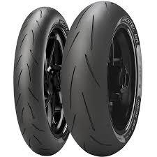 <b>Metzeler Racetec RR</b> K2 Motorcycle Tire for Motorcycles | BikeBandit