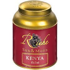 "<b>Чай Riche</b> Natur ""Sun & Moon | <b>Kenya riche</b>"", <b>черный</b> ..."