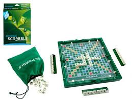 <b>Настольная игра Mattel Scrabble</b> Трэвел CJT18 Артикул 173123 ...