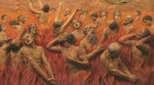 Resultado de imagem para o inferno eterno