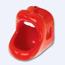 <b>Писсуар Sanita KISS</b>, красный купить по цене 13843 руб ...