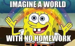 no homework essaya persuasive essay about no homework