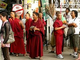 Image result for tibetan monks