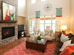 warm living room color scheme chocolate