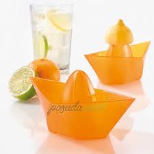 <b>Соковыжималка</b> для лимонов Ahoi 20 см термопластик белый ...
