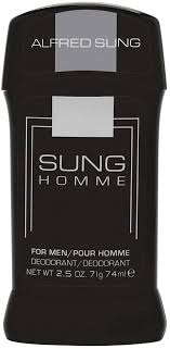<b>Alfred Sung Homme</b> Deodorant - Lisa's Cosmetics pop-up shop