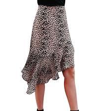 LISTHA Rufflle Wrap <b>Maxi Long Skirt</b> Women <b>Summer Bohemia</b> ...