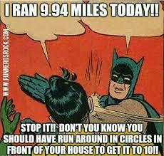 Running Meme Friday: A Treadmill Minute | Running Memes ... via Relatably.com