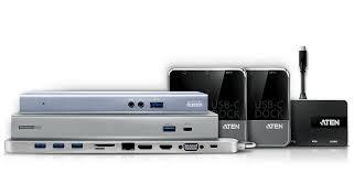 ATEN Thunderbolt и USB-C <b>док</b>-<b>станции</b> | <b>Док</b>-<b>станции для</b> любых ...